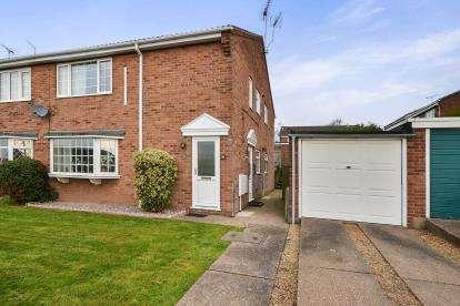 2 Bedrooms Maisonette Flat for sale in Rannoch Drive, Mansfield, Nottinghamshire