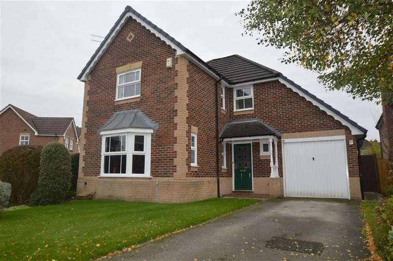 4 Bedrooms Property for sale in Haydock Close, Tytherington, Macclesfield