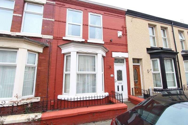 3 Bedrooms Terraced House for sale in Scott Street, Bootle