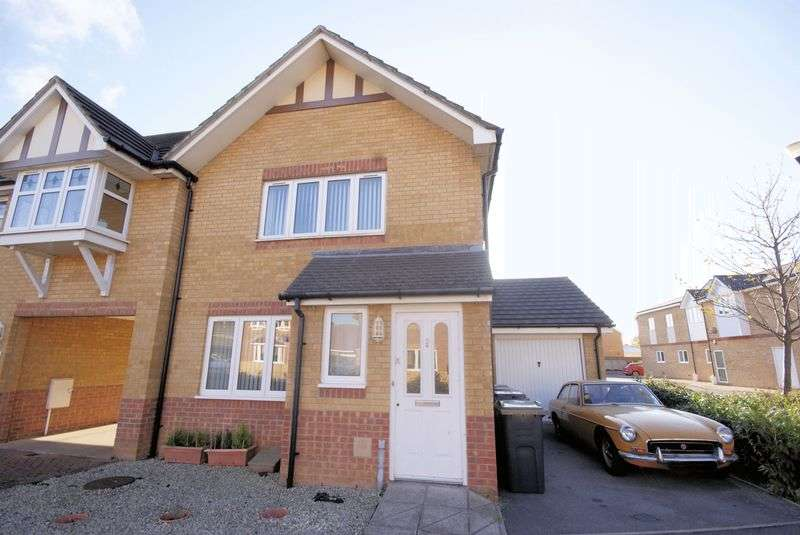 3 Bedrooms House for sale in Bracken Close, Lee-On-The-Solent, PO13