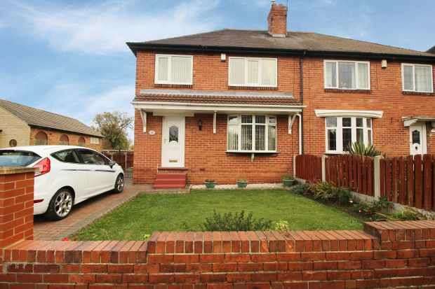 3 Bedrooms Semi Detached House for sale in Varney Road, Rotherham, South Yorkshire, S63 7HS
