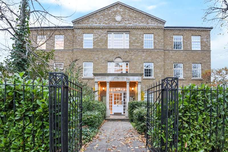 2 Bedrooms Flat for sale in Balaclava Road, Beresford Hall, Surbiton