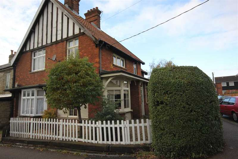 3 Bedrooms Semi Detached House for sale in Queens Road, Sudbury