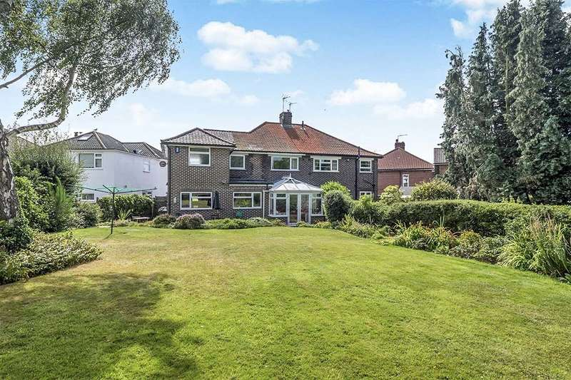 4 Bedrooms Semi Detached House for sale in The Grove, Bearsted, Maidstone, ME14