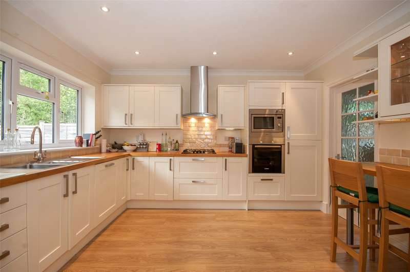 4 Bedrooms Detached Bungalow for sale in Parkgate Road, Newdigate, Dorking, Surrey, RH5