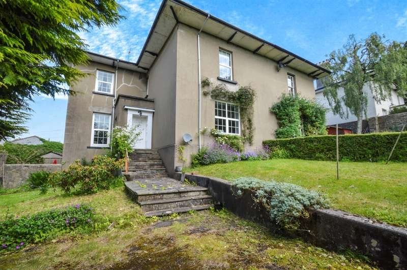 5 Bedrooms Semi Detached House for sale in The Lawn, Rhymney, Tredegar