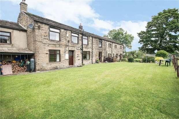 4 Bedrooms Semi Detached House for sale in Linfit Lane, Kirkburton, HUDDERSFIELD, West Yorkshire