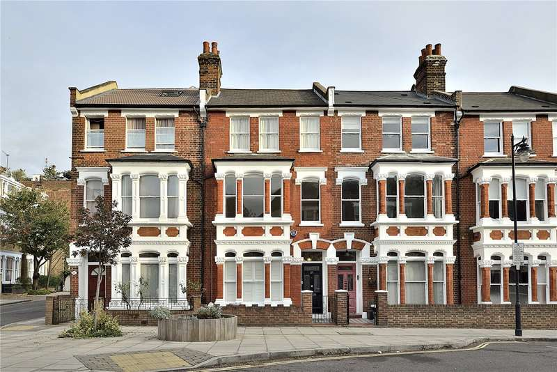 5 Bedrooms Terraced House for sale in Calabria Road, London, N5