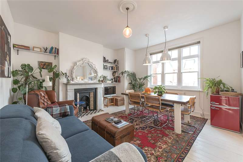 1 Bedroom Flat for sale in Onslow Gardens, Muswell Hill, London, N10