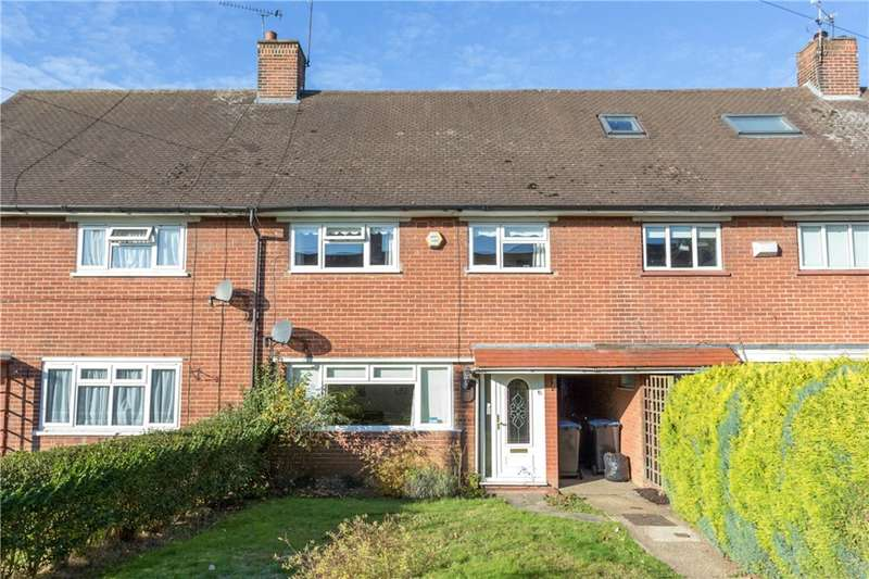 4 Bedrooms Terraced House for sale in Hedge Hill, Enfield, EN2