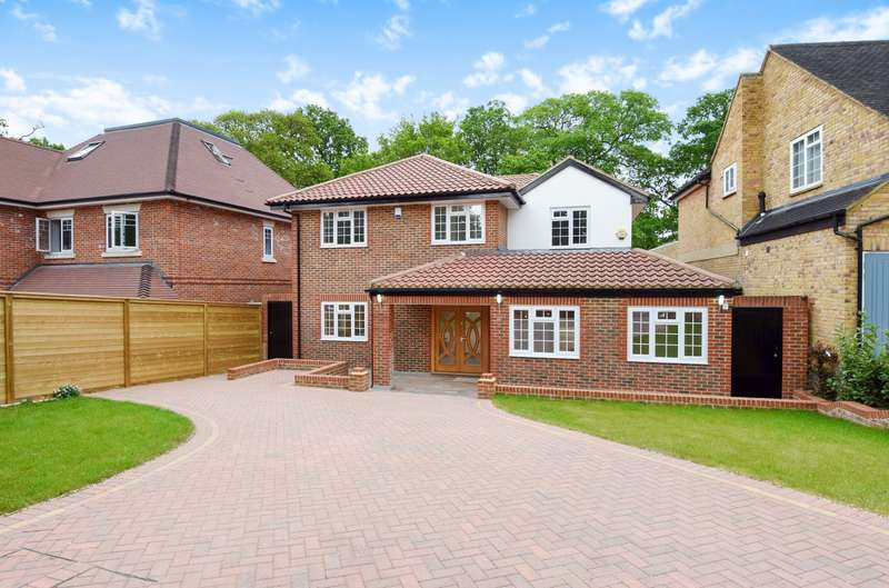 6 Bedrooms House for sale in Henley Drive, Coombe, KT2