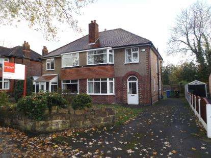 House for sale in Chester Road, Hazel Grove, Stockport, Cheshire