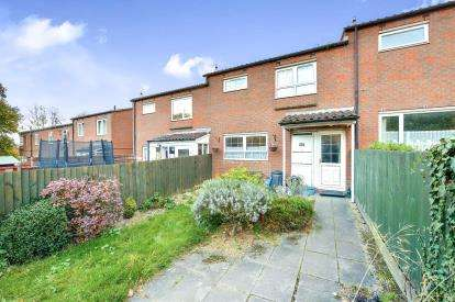 3 Bedrooms Terraced House for sale in Springfield Boulevard, Springfield, Milton Keynes, Buckinghamshire