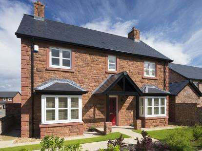 4 Bedrooms Detached House for sale in Waterside, Cottam Way, Cottam Preston, PR4