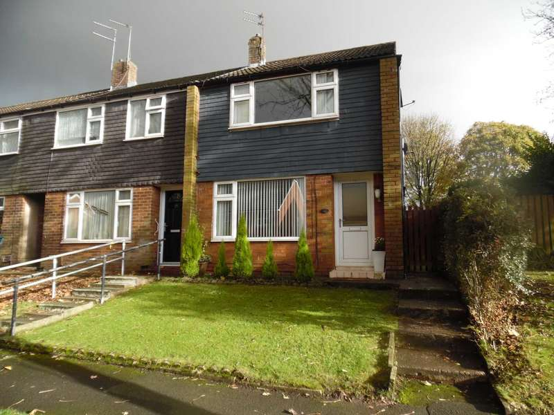 2 Bedrooms Town House for sale in Crabtree Road, Derker
