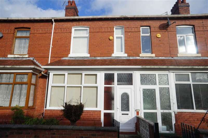 3 Bedrooms Property for sale in Thorpe Street, Old Trafford, Manchester, M16