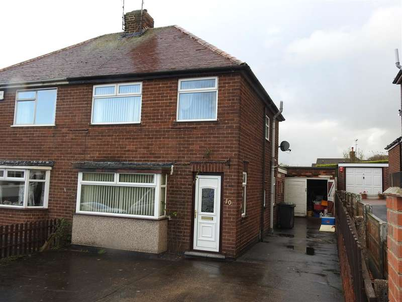 3 Bedrooms House for sale in Wood Street, Eastwood, Nottingham