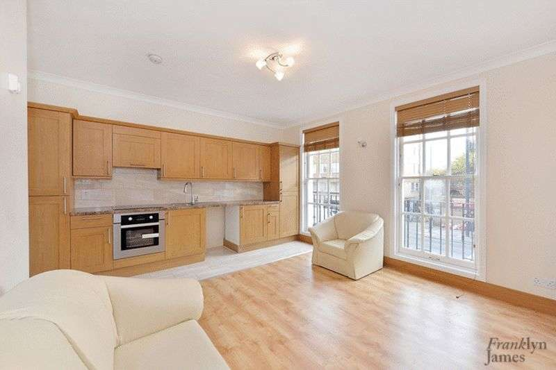1 Bedroom Flat for sale in Commercial Road, Limehouse, E14