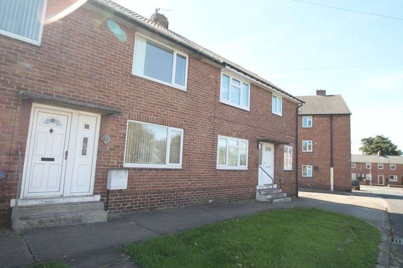 3 Bedrooms Terraced House for sale in Churchill Square, Durham
