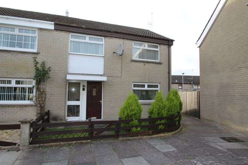 3 Bedrooms Terraced House for sale in 30 Crawford Park, Portadown, BT62 3QW