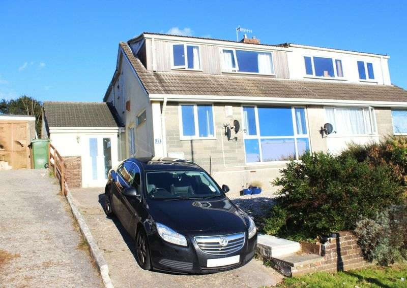 4 Bedrooms Semi Detached House for sale in St. Edward Gardens, Eggbuckland, Plymouth