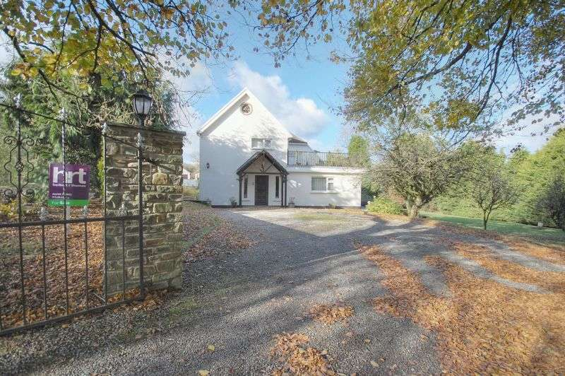 5 Bedrooms Detached House for sale in Julia Cottage, Stalling Down, Cowbridge, CF71 7DT
