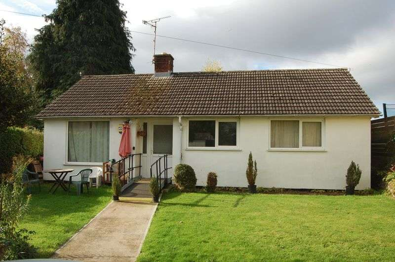 3 Bedrooms Detached Bungalow for sale in Highfield Close, Monmouth
