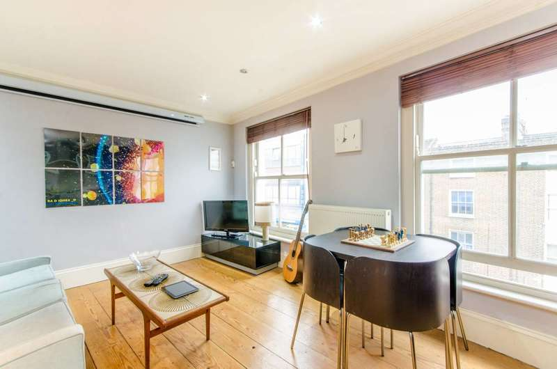 1 Bedroom Flat for sale in Balls Pond Road, Dalston, N1
