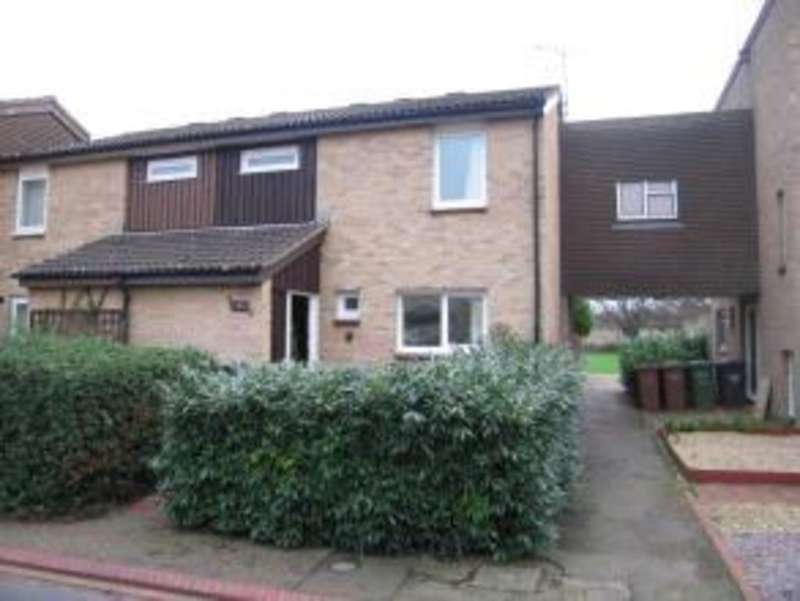 3 Bedrooms Terraced House for sale in Tirrington, South Bretton, Peterborough, PE3 9XS