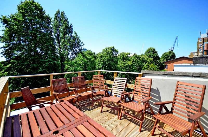 3 Bedrooms Maisonette Flat for sale in Finborough Road, Chelsea, SW10
