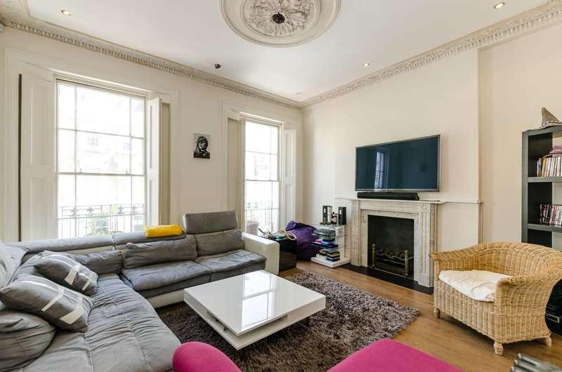 4 Bedrooms House for sale in Alderney Street, Pimlico, SW1V