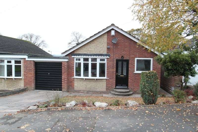 2 Bedrooms Detached Bungalow for sale in Delamere Grove, Newcastle