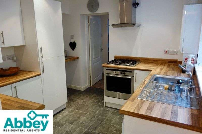 3 Bedrooms Terraced House for sale in Church Street, Briton Ferry, Neath, SA11 2JG