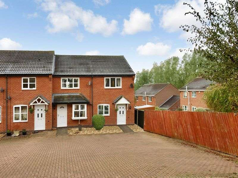 2 Bedrooms House for sale in Rawdon Road, Swadlincote