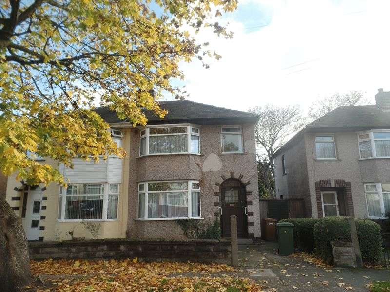 3 Bedrooms House for sale in 26 Graylands Road, Wirral