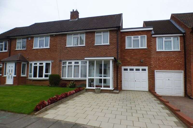 4 Bedrooms Semi Detached House for sale in Clover Road, Bournville Village Trust, Selly Oak