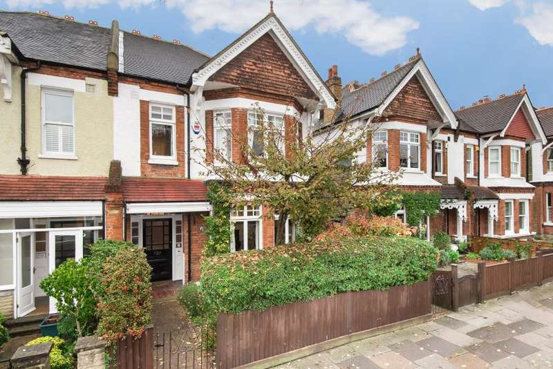 4 Bedrooms Semi Detached House for sale in Norbiton Avenue, Kingston upon Thames, KT1