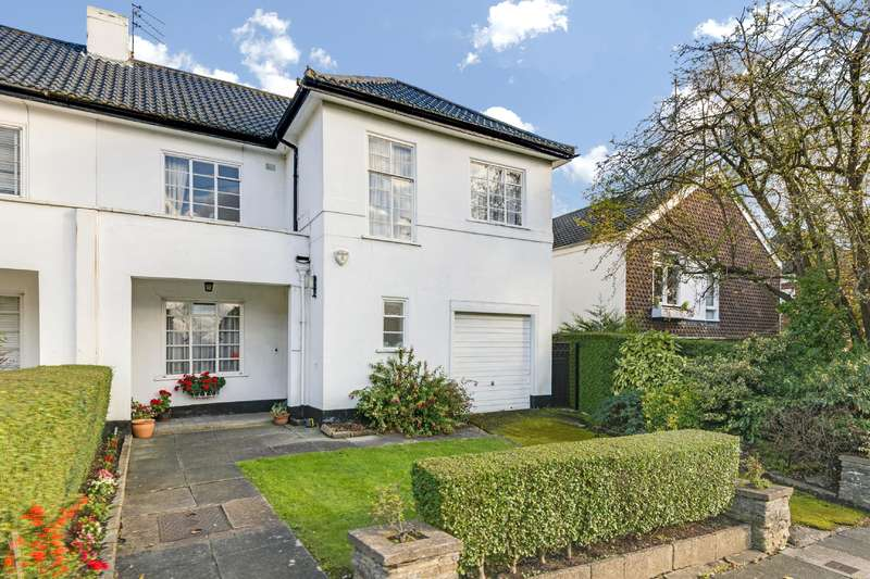 4 Bedrooms House for sale in Ossulton Way, Hampstead Garden Suburb