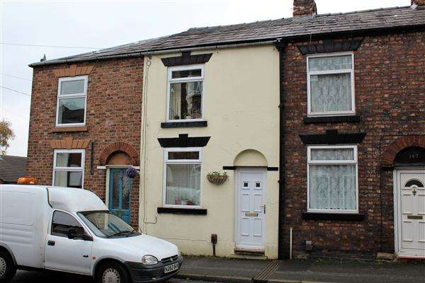 2 Bedrooms Terraced House for sale in Crompton Road, Macclesfield