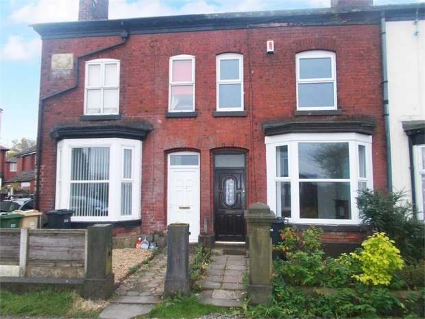 3 Bedrooms Terraced House for sale in Alfred Street, Farnworth, Bolton, Lancashire