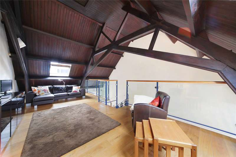 2 Bedrooms Mews House for sale in The Chapel, Byrne Road, Balham, London, SW12