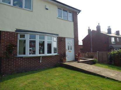 3 Bedrooms Link Detached House for sale in Leeds Road, Birstall, Batley, West Yorkshire