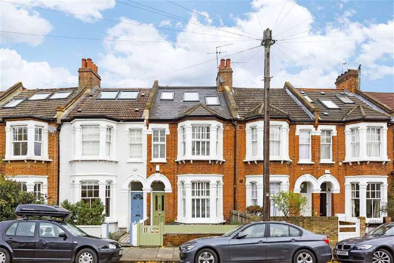 4 Bedrooms Property for sale in Ormeley Road, Balham