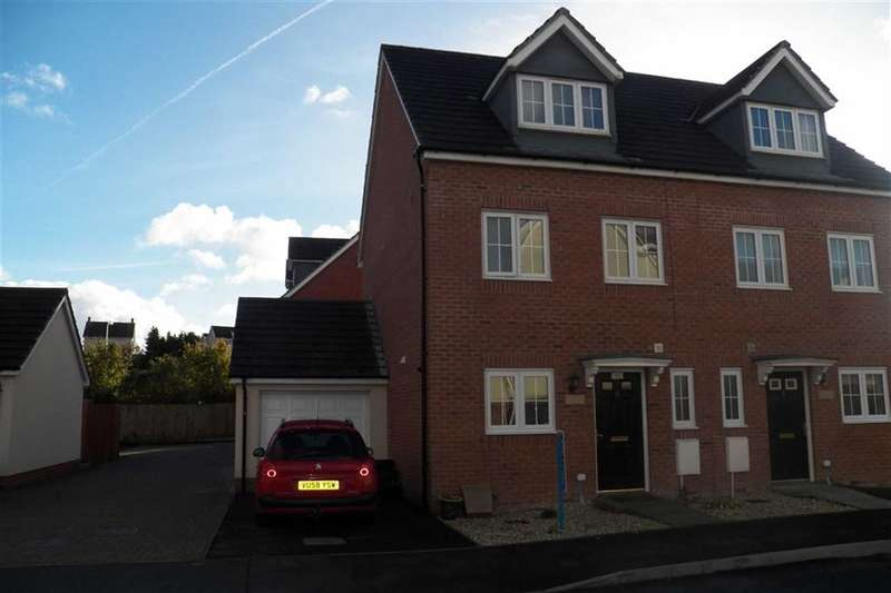 3 Bedrooms Property for sale in Maes Yr Ehedydd, Carmarthen
