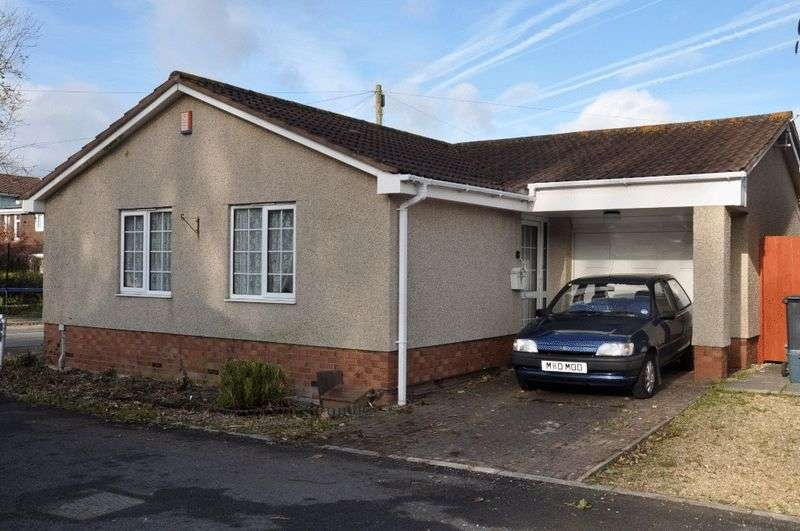 2 Bedrooms Detached Bungalow for sale in Withy Close, Bristol