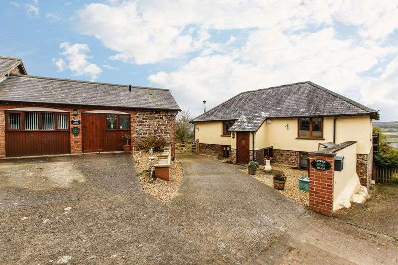5 Bedrooms Detached House for sale in Lower Barn, Umberleigh