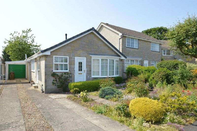3 Bedrooms Detached Bungalow for sale in Millfield Close, Pickering