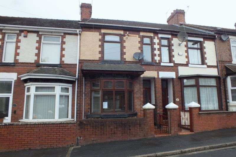 2 Bedrooms House for sale in Jackfield Street, Burslem, Stoke-On-Trent