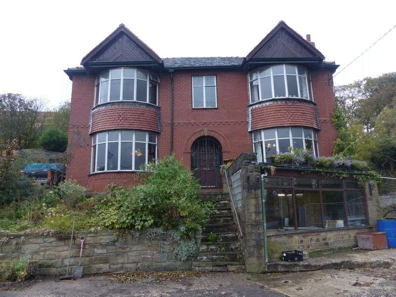 4 Bedrooms Detached House for sale in Oldham Road, Denshaw