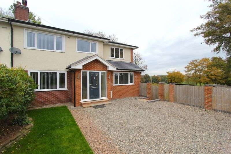 4 Bedrooms Semi Detached House for sale in Woodrow Way, Ashley